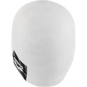 arena Logo Moulded Gorro de natación, white